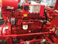 John Deere/Grundfos High Volume Skid Mounted Fire Pump
