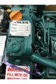 Yanmar /Volvo 20.4kW Industrial Diesel Engine