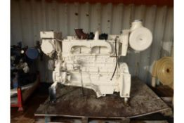 Cummins 855 Turbo Diesel Marine Engine - reconditioned
