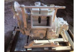 Lister Petter Model SR2 Marine Diesel Engine