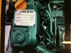 Yanmar /Volvo 20.4kW (27HP) Industrial Diesel Engine