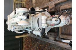 Perkins T6.354 Marine Diesel Engine and Gearbox