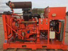 Scania/Rexroth Hydraulic Power Pack