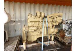 Cummins 855 Turbo Diesel Marine Engine