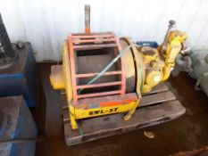 Ingersoll- Rand Pneumatic Winch (no cable)