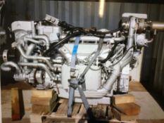 Isotta Fraschini Model L130GTS Marine Turbo Diesel Engine