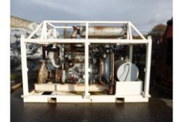 Scania 6 Cylinder High Pressure/Volume Water Pump