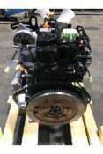 Yanmar 14.7kW (20HP) Industrial Diesel Engine