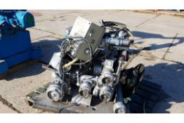 High Pressure Pump (No Engine)