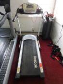 Reebok Z8 Run Folding Treadmill