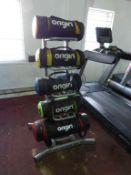 Origin Sandbags Set 10Kg, 15Kg, 20Kg, 25Kg, 30Kg w