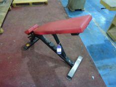 Nytram Flat/Incline/Decline Bench