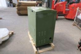 New & Unused Bio-Flame 15 Wood Peller Boiler
