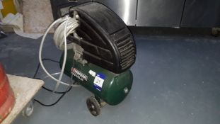 Parkside PKO270A1 Air Compressor (2013) Serial Number EB012515 240v