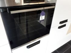 Bosch HBS 534B50B Built In Electric Single Oven