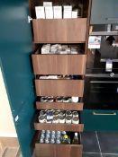 Quantity of Waitrose Food Stuffs including Pasta,