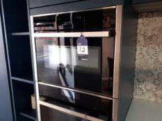 Neff C17MR02NOB Built In Compact Oven