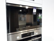Bosch BFL 525 M50B Built In Microwave Oven