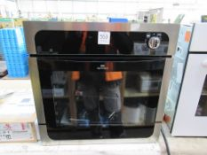 A New World Electric/Gas Integrated Oven