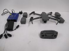 DJI Mavic 2 Pro Drone with Hasselblad Camera, Batteries, Control and Multicharger