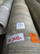 Roll of Tarkett Vinyl Flooring