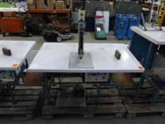 Mac Gregor M2 Resistance Welding System/Work Stati