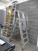 3 Various Step Ladders