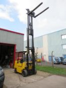 Hyster S4 OOXL Gas Powered Forklift