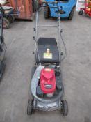 "Honda HRD536QX 21"" Rear Roller Lawnmower"