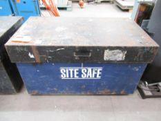 A Heavy Duty Site Safe