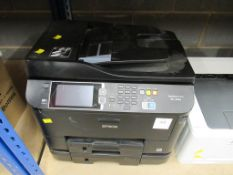 Epson Workforce Pro Printer, HP Printer and Brother CDN Printer