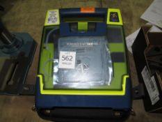 A Power Heart Cardiac Science Defibrillator