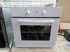 A Currys Essentials Integrated Electric Oven
