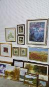 Assortment of Artwork