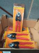 """6 X Professional Wire Rope Cutters 8"""""""