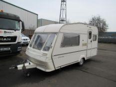 Abbey GTS 212 Caravan 2 berth