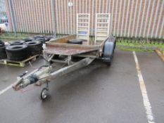 Ifor Williams GT74GTA 2 Tonne 7 x 4 Feet Trailer