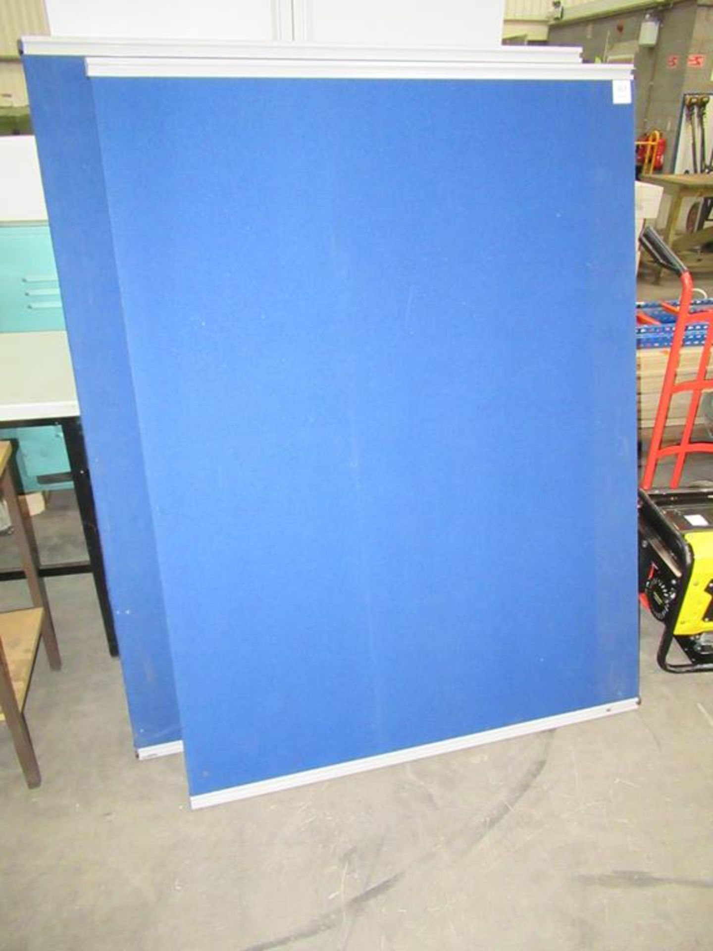 Lot 167 - Office Dividers