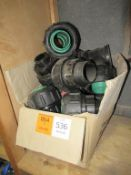A Box of Philmac Pipe Fittings