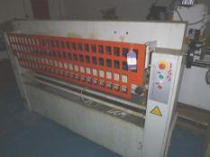 Italpress 160 Glue Rollers
