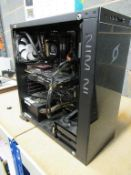 A Q in Win Gaming PC with GE Force GTX 1080 8GB Gaming Graphix Card and accessories