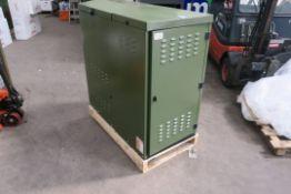 New & Unused Bio-Flame E-Compact Wood Pellet Boiler