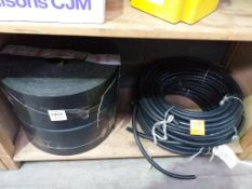 2 X Rolls of Electric Cable Protection Covers