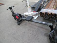 An Olympus Sport Hydro Rowing Machine
