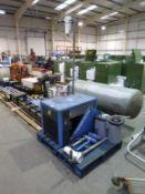Hankinson Compressed Air Dryer with Reciever Tank