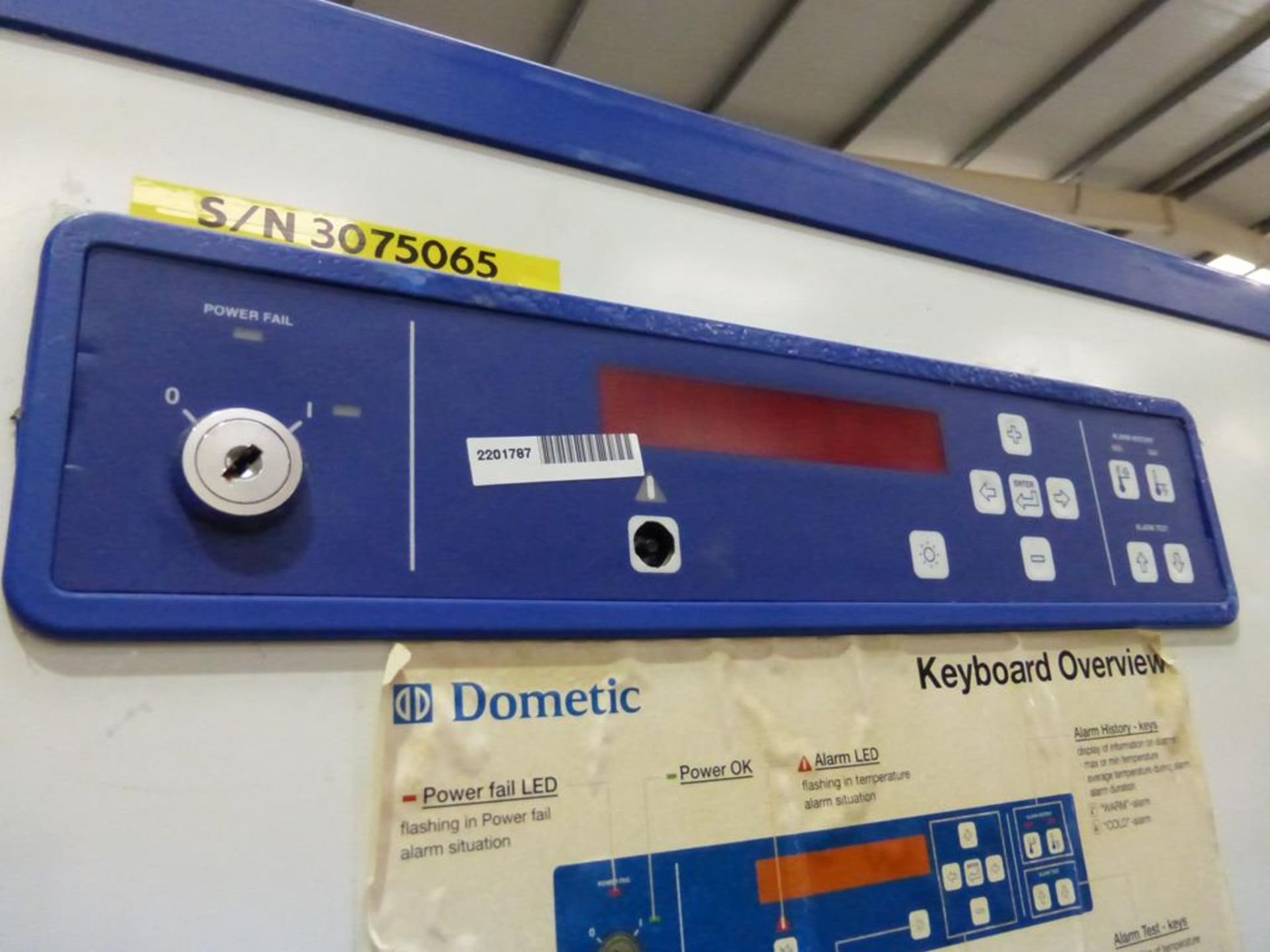 Lot 124 - Dometic Model FR 400 S/N 5081581 240V Laboratory/M