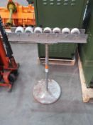 Stand Mounted Cable Roller