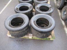 4 x Turf Trax 24-13-12 Tyres (unused)
