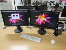 Mac Pro (Late 2013) Processor: 3.5GHz – 6 – Core Internal Xeon E5. Memory:32GB 1866 MHz DDR3,