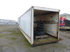 40ft Lorry Body